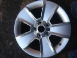 "2012 SKODA YETI 2.0 TDI CFF GENUINE OEM 16"" 5 SPOKE ALLOY WHEEL 5L0601025M"